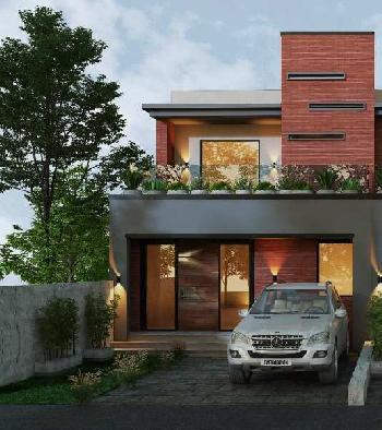 Luxury Designer Independent Villa Near Main Road IT Park