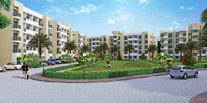 1 BHK Flats & Apartments for Sale in Palghar East, Palghar