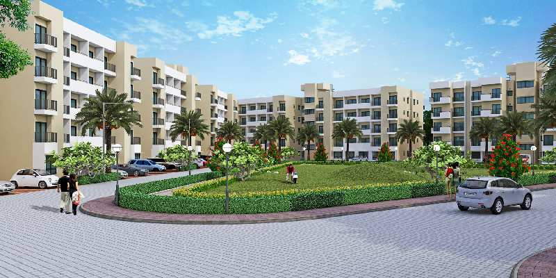 2 BHK Flats & Apartments for Sale in Palghar East, Palghar