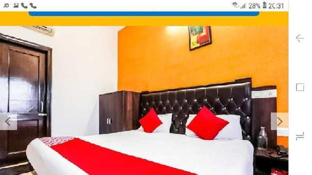 Fully Furnished 20 Rooms Hotel for Rent