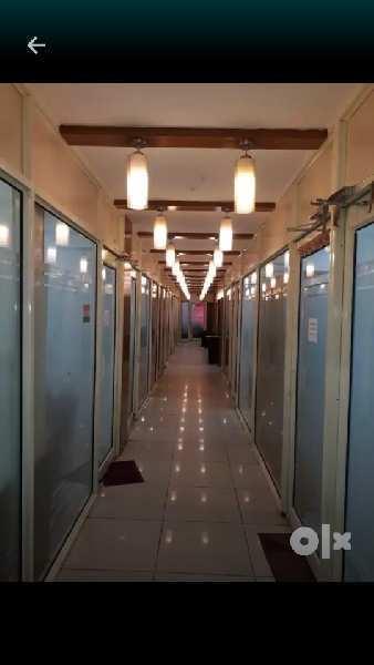 400 sqft semi furnished office mall road