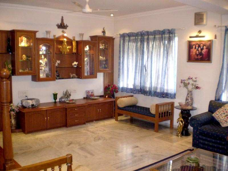 2 BHK Semi-furnished flat on rent in Sanewadi, Aundh