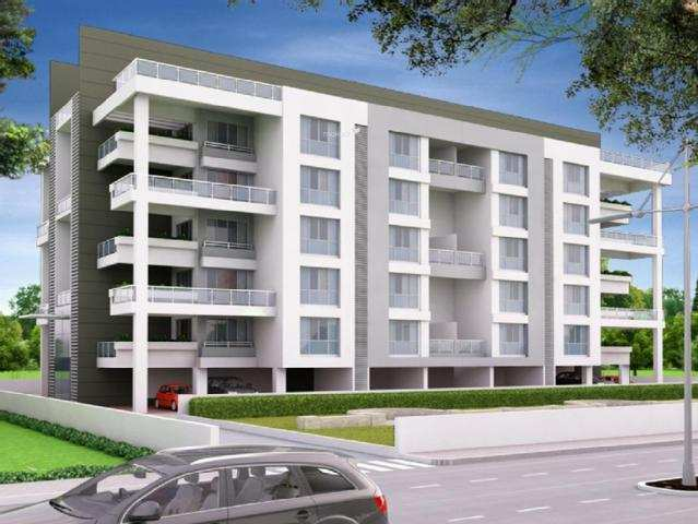 3 BHK Flats & Apartments for Rent in Bavdhan, Pune