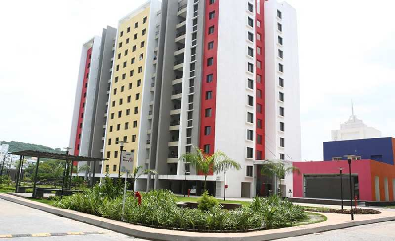 3 BHK Flats & Apartments for Sale in Pune West, Pune