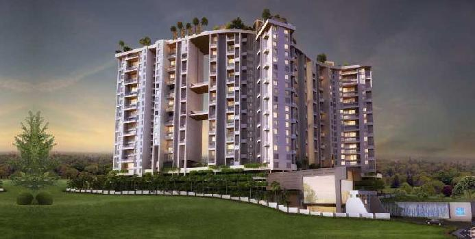 4 BHK Flat For Sale In Bavdhan, Pune