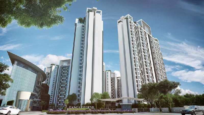 3 BHK Flat For Sale in Bavdhan, Pune