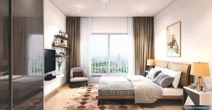 Tathawade, Mahindra Happinest, Available 2BHK 800 sq.ft. Built-up in Booking