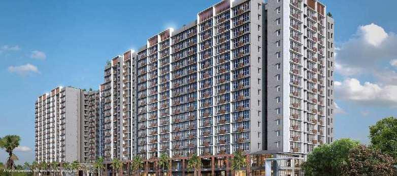 Mumbai, Chandivali, Godrej Urban Park, Available New 1BHK Flat in Booking. Possession March 2026