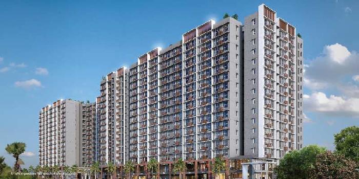 1 BHK Flats & Apartments for Sale in Chandivali, Mumbai