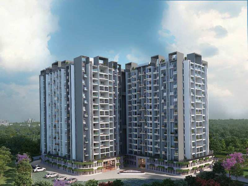 2 BHK Flats & Apartments for Sale in Bavdhan, Pune