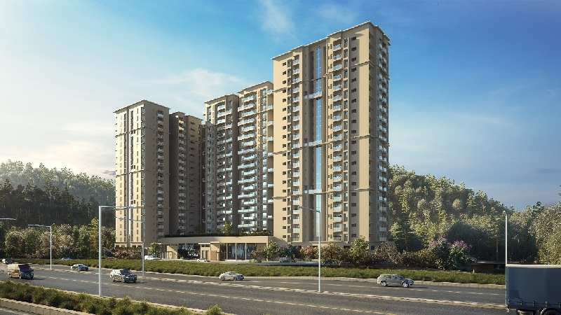 3 BHK Flats & Apartments for Sale in Kothrud, Pune