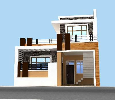 2 BHK House For Sale In Municipal Corporation Shubham Colony, Chak Malhari, Lucknow. Near Duda Colon