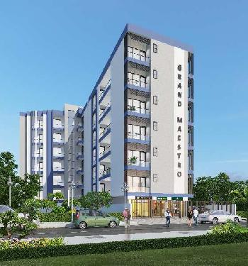 3BHK flat at Grand Maestro, Memco More