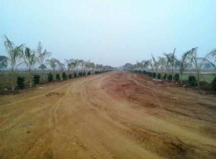 Residential Plot For Sale In Maruti Infra City, Amleshwar, Raipur, Chhattisgarh.