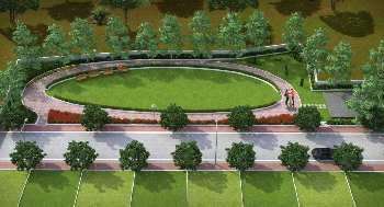 Residential Plot For Sale In Swastik Smart City , Kumhari, Raipur, Chhattisgarh.
