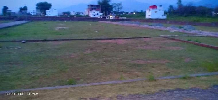 Residential Plot for Sale in Shyampur, Rishikesh