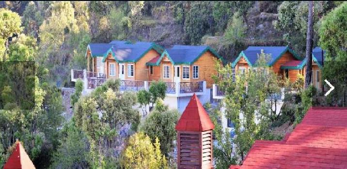 5 Acre Hotel & Restaurant for Sale in Mukteshwar, Nainital