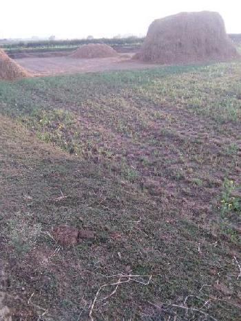 Agriculture Land For Sale In Hirdayapur Road near plantdepot Railway shed Mughalsarai