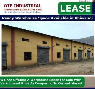 15000 Sq.ft. Warehouse/Godown for Sale in Maharashtra