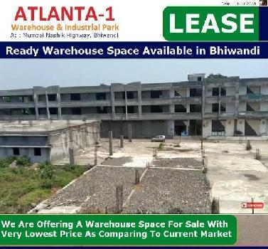 30000 Sq.ft. Warehouse/Godown for Rent in Maharashtra