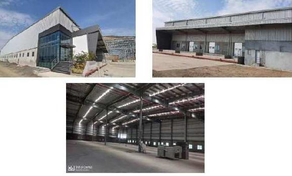 46000 Sq.ft. Warehouse/Godown for Rent in Talegaon, Pune