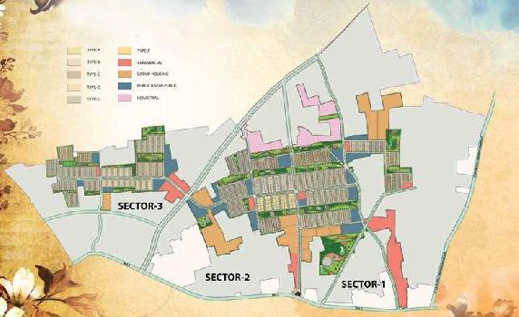 Residential Plot For Sale In Suncity Anantam NH -2, Vrindavan