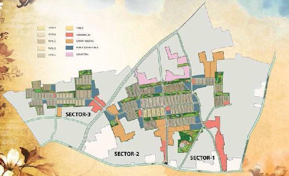 Residential Plot For Sale In Suncity Anantam NH -2, Vrindavan