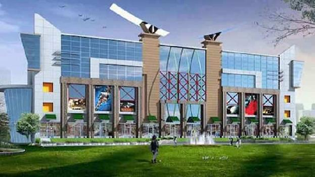Commercial Office Space For Sale In Habitech Crystal Mall