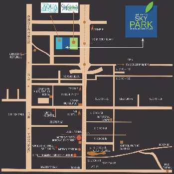 Commercial Shop For Sale In Sky Park, Noida Extension