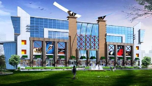 Commercial Shop For Sale In Crystal - 36 Phase - 2, Plot No. 9, Knowledge Park-3, Greater Noida, U.P