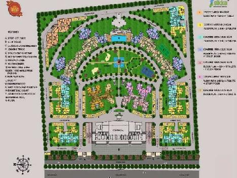 1 BHK Flat For Sale In Plot No. 3(B), Sector-143, Noida