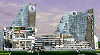 1000 Sq.ft. Office Space for Sale in Greater Noida West, Greater Noida