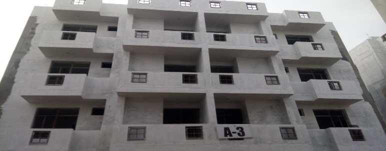 newly constructed flats  in hero reality gharunda