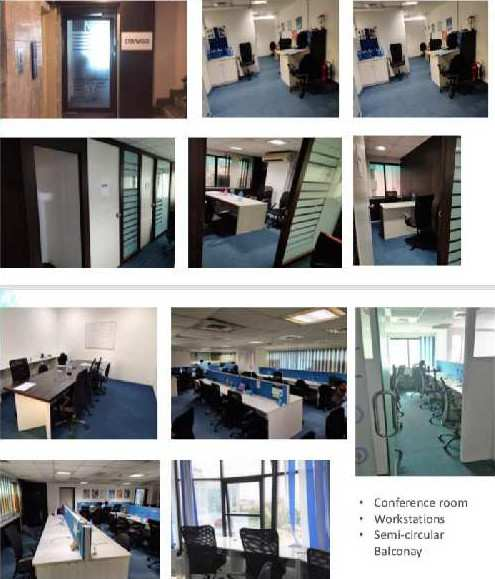 2800 Sq.ft. Office Space for Rent in Baner, Pune
