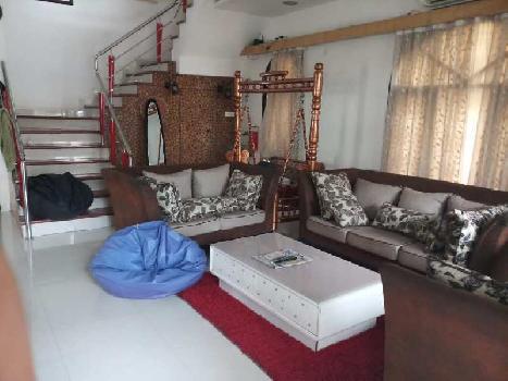4bhk fully furnished villa sale in bhatagovan raipur