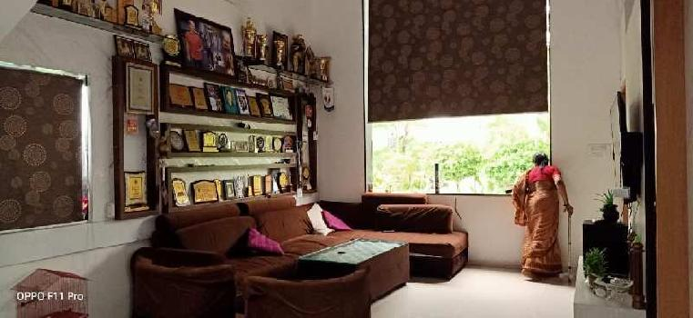 4bhk furnished bunglow sale in Shappire greens saddu raipur