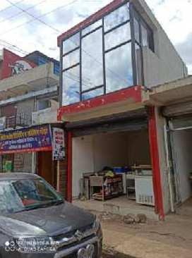 580 Sq.ft. Commercial Shops for Sale in Mohba Bazar, Raipur