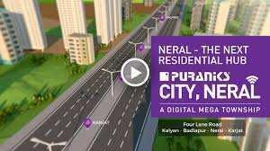 1 BHK Flats & Apartments for Sale in Neral, Mumbai