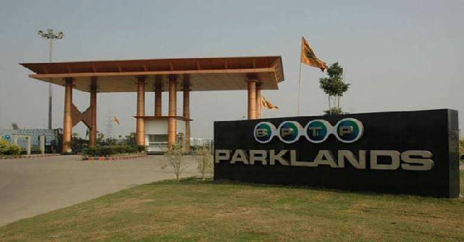 Bptp parkland plot