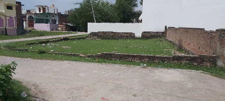 Residential Plot For Sale In Devkali Beniganj Road Faizabad