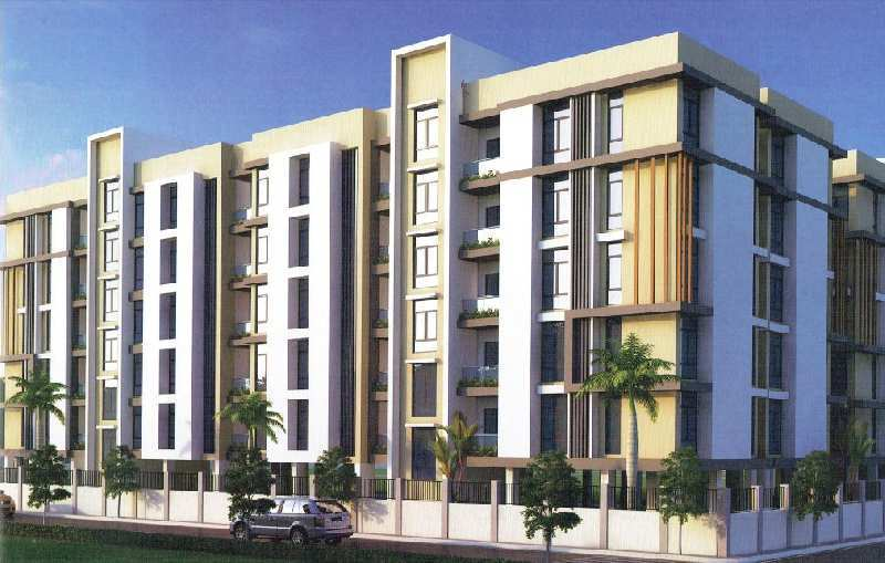 3 BHK Flats & Apartments for Sale in Champasari, Siliguri