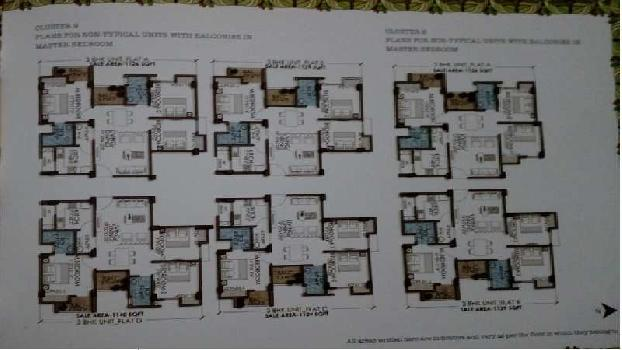 2 BHK Flats & Apartments for Sale in Sushrut Nagar, Siliguri