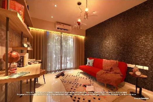 2 BHK Flat For Sale In Rustomjee