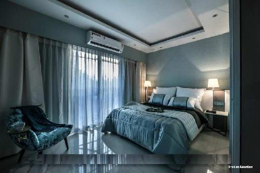 3 BHK Flat For Sale In Rustomjee Rajendra Nagar