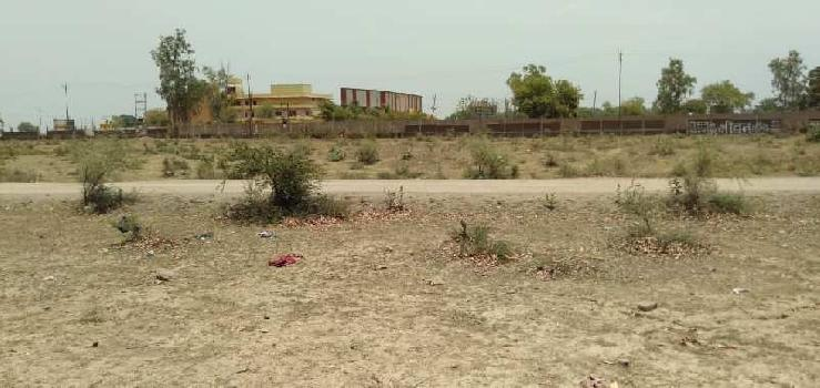 Commercial land for sale on 200 feet bypass