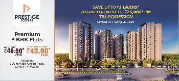 3 BHK Premium Flat For Sale In Sector - 117, Mohali