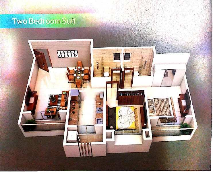 2bhk flat for sale in mukund park
