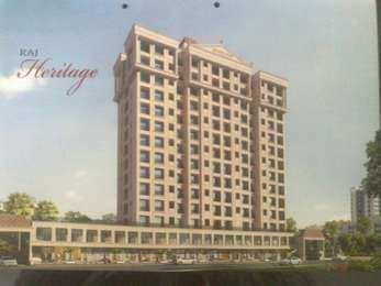 2 BHK in Raj Haritaze1 by Raj Realty Mira Road on of the best project
