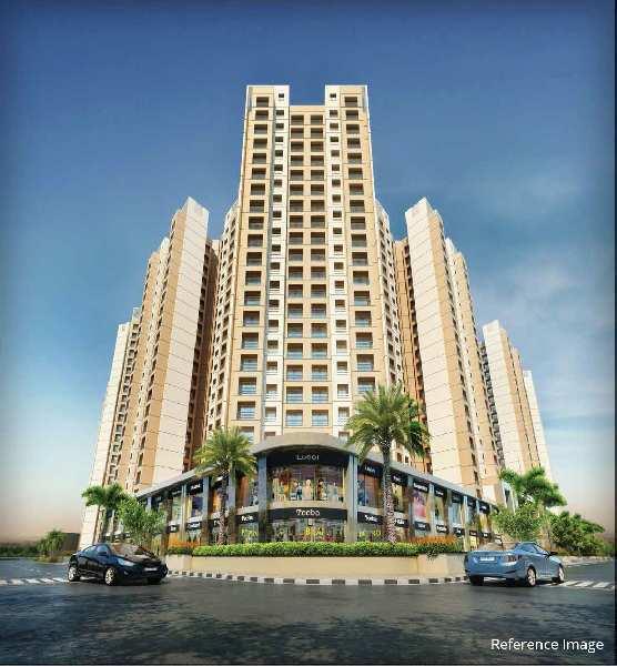 Sunteck West World luxurious residential