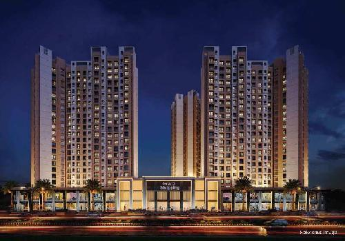 Sunteck West World luxurious residential